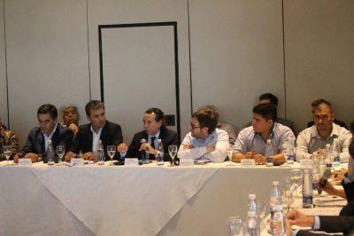 """Claudio Vidal: """"Necesitamos más inversiones en la provincia"""""""