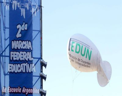 Marcha Nacional Universitaria: La FEDUN convoca a movilizar en defensa de la universidad pública