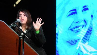 Cristina define entre Donda y Recalde el candidato para la Ciudad