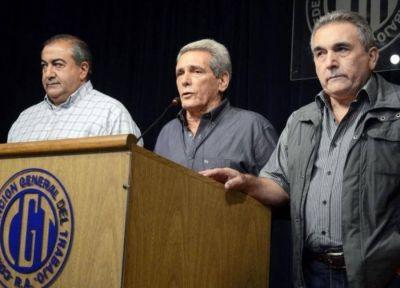 De rodillas, la CGT se reúne con el FMI