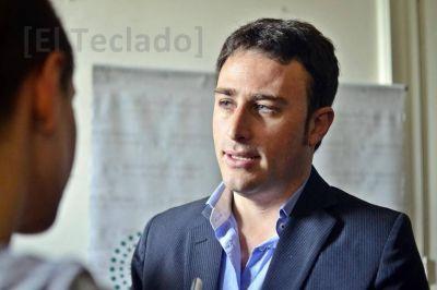 """Ralinqueo: """"Voy a trabajar para que un gobierno peronista continúe en 25 de mayo"""""""