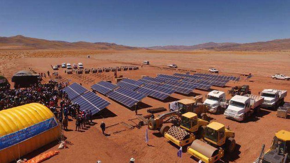 Por qué no cierran los números del Parque Solar