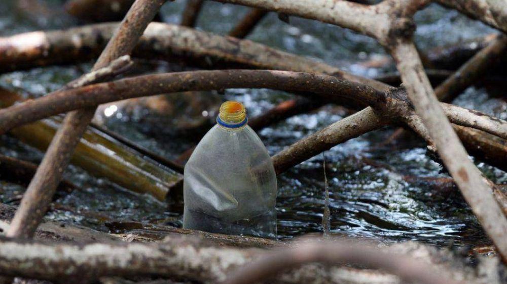 Reducir la contaminación por plástico