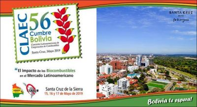 CECHA dará su posición sobre el uso de biocombustibles ante empresarios de toda América Latina
