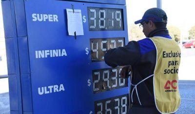 Aconsejan un acuerdo nacional para que los combustibles sean equiparados a los salarios