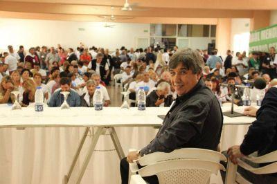"""El """"Cholo"""" García va por un nuevo mandato al frente de los municipales"""