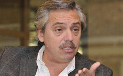 Alberto Fernández confirmó que Unidad Ciudadana irá dentro del PJ y destacó el peso electoral de Massa