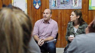 Mientras el peronismo le escapa a la unidad en Quilmes, Vidal afianza a Molina