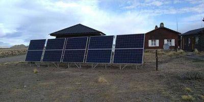 Instalan paneles solares en los Parques Nacionales