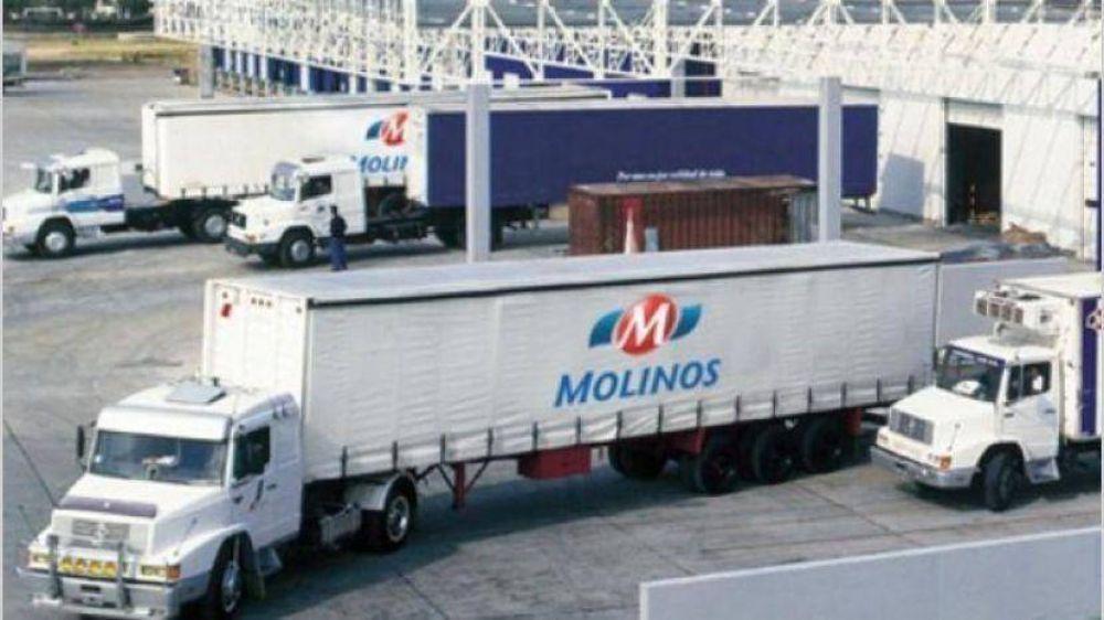 Molinos ganó $ 657 millones entre enero y marzo
