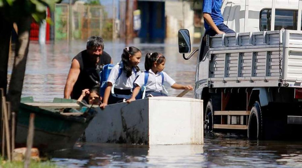 """Iglesia alienta """"maratón de solidaridad"""" con damnificados de inundaciones en Paraguay"""