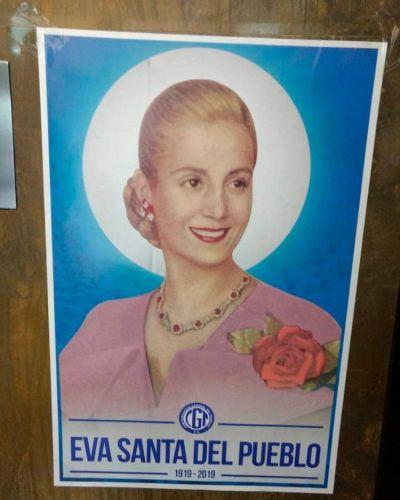 La CGT le pidió al papa Francisco la beatificación de Eva Perón: cuáles son los requisitos que exige el Vaticano