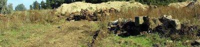 Una cava clausurada por Minería es nuevamente usada para extraer tierra y tosca y la rellenan con basura