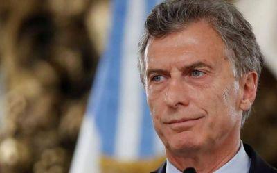 """Ratifica Macri su candidatura y apuesta a una """"campaña ciudadana"""""""