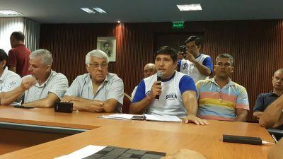 Denuncian persecución y amenazas de prisión contra dirigentes del SUTCA