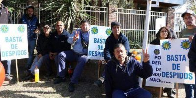 Denuncian despidos en una autopartista del Parque Industrial de Burzaco