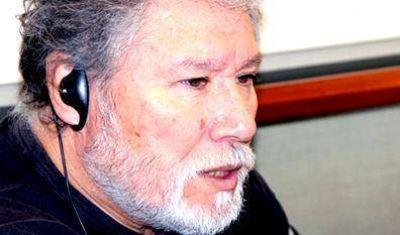"""Héctor Ponce: """"Debemos concientizar sobre los efectos del cambio climático"""""""
