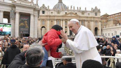 """Catequesis del Papa: """"Jesús nos ha liberado del mal, luchando por convertirlo"""""""