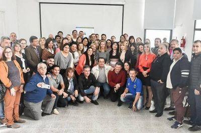 Sindicatos de la provincia se capacitarán en perspectiva de género