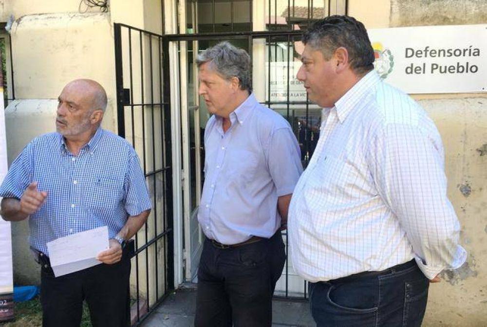 Contundente reclamo de los Defensores del Pueblo ante EDEA y Camuzzi Gas
