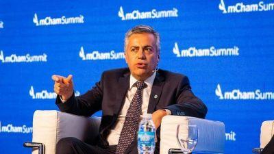 La presión de Alfredo Cornejo sobre la candidatura presidencial de Mauricio Macri hace crujir a Cambiemos