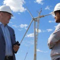 Comenzaron a generar energía 8 de las 14 torres instaladas en Coronel Rosales