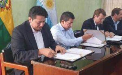 Bolivia y Argentina firman acuerdos para proyectos de hidrocarburos