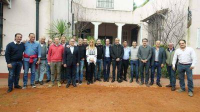 Los intendentes del conurbano le imponen reglas de juego a Cristina Kirchner