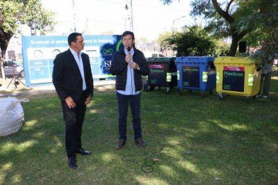 San Isidro logró bajar un 25% el volumen de basura en el Ceamse