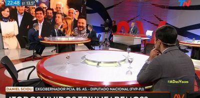 Las frases de Daniel Scioli, Sergio Massa y Juan Manuel Urtubey sobre los temas calientes de la campaña