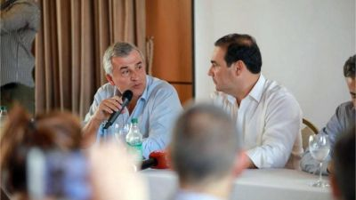 Cumbre radical para presionar por la candidatura presidencial de Vidal