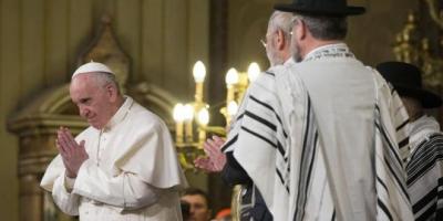 Antisemitismo: Alarma al Papa el