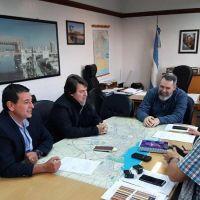 """Alcalde de Pacheco: """"Vialidad Nacional nos volvió a dar una mano para seguir avancando"""""""