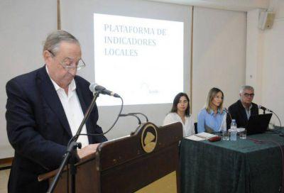 Se presentó la Plataforma de Indicadores Locales que tendrá como fin facilitar la toma de decisiones