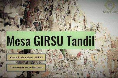 La Mesa GIRSU solicitó información sobre la situación del sistema de gestión de residuos