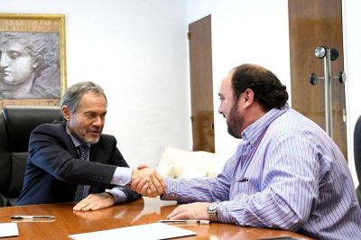 RANCHOS: Importante convenio se firmó con el Ministro de Justicia