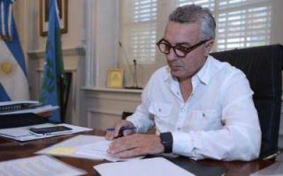 Julio Zamora contra Macri por las cloacas: