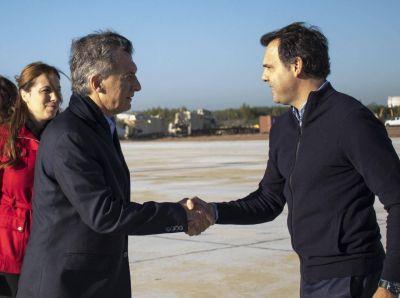 """Concejal zarateño Guelvenzú: """"La nueva terminal portuaria es una oportunidad para la región"""