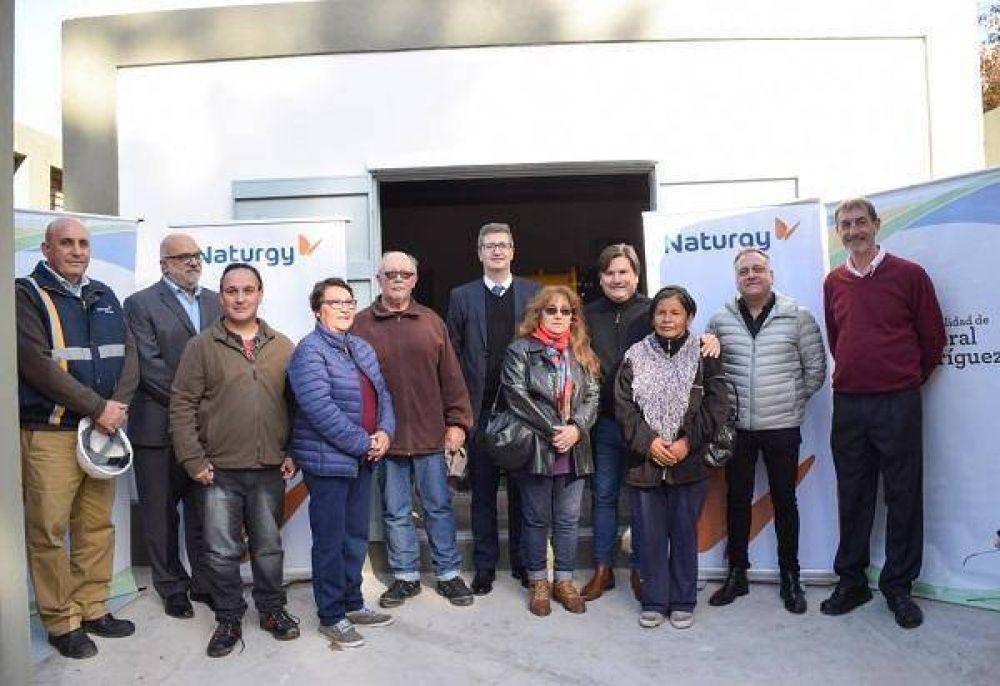 Kubar anunció la gasificación de los barrios Marabó y Bosque Real
