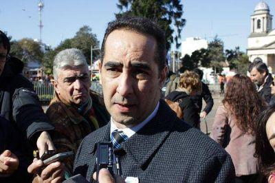 """Tagliaferro: """"El eje de la campaña debería ser por lo que falta hacer"""""""