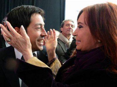 """Nardini: """"Mucha gente pide que Cristina sea la candidata, a mi me encantaría"""""""
