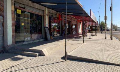 Mejorarán los centros comerciales de las localidades