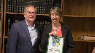 Acceso a la justicia en los barrios: funcionaria de Descalzo asumió como nueva Consejera de Familia de Ituzaingó
