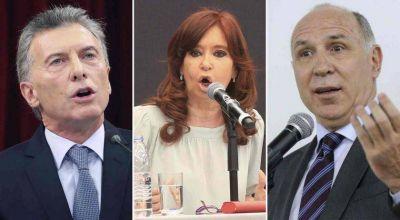 Cambiemos cruje, Cristina presiona al PJ y la Corte baila al ritmo de la política