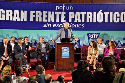 Cristina avanza en su construcción electoral: busca sumar a los progresistas