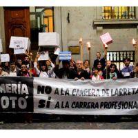 Casi el 100% de las enfermeras rechazaron la nueva carrera de Rodríguez Larreta