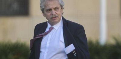 Duro comunicado de los magistrados contra las amenazas de Alberto Fernández