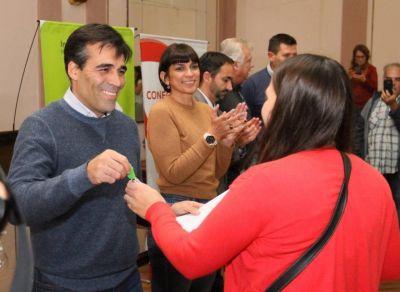 El Municipio busca reactivar un proyecto de 109 viviendas que quedó trunco desde 2007 en Quequén