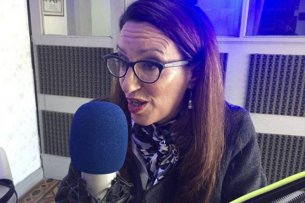 ¿Carolina Robert candidata a Intendente?