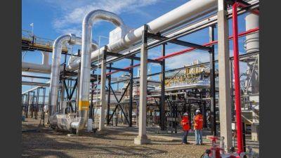 Destinan u$s200 millones para ampliar planta de tratamiento de gas